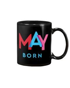 May Born Mug
