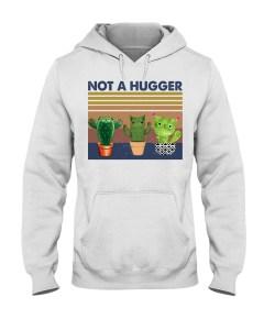 Not A Hugger Hoodie