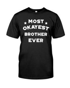 Okayest Brother Premium Fit Men's Tee