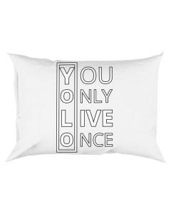 YOLO Pillow