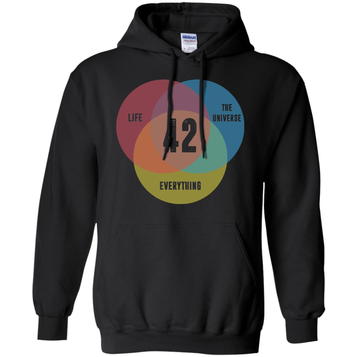 hight resolution of image 474px venn diagram 42 life the universe everything t shirt