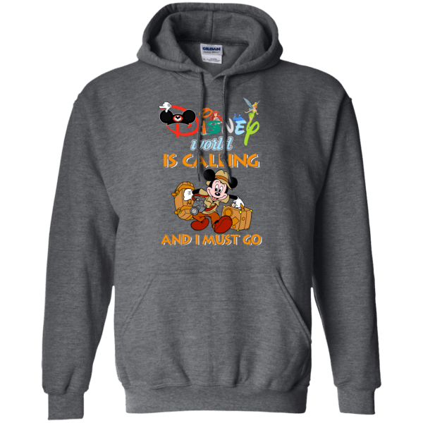 Disney World Calling And T-shirts Hoodies
