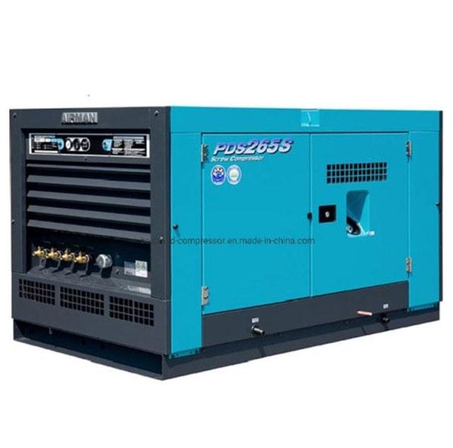Diesel-Engine-Portable-air-compressor-in-muscat