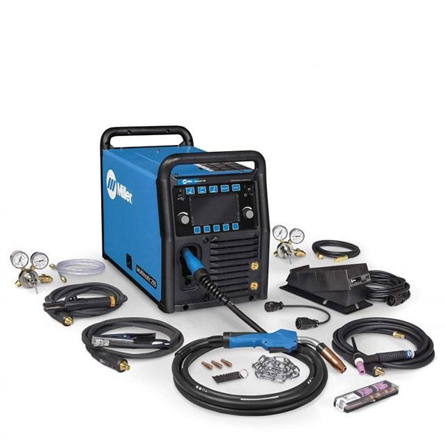 Multimatic 255 welding machine for rent in muscat