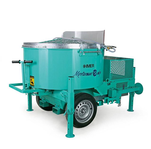Mortar-mixer- Mix 750