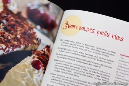 Eiropas vēsture latviešu virtuvē - Švarcvaldes ķiršu kūka