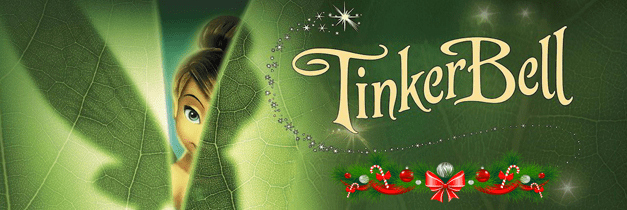 A Tinker Bell Christmas: Magical Holiday Items
