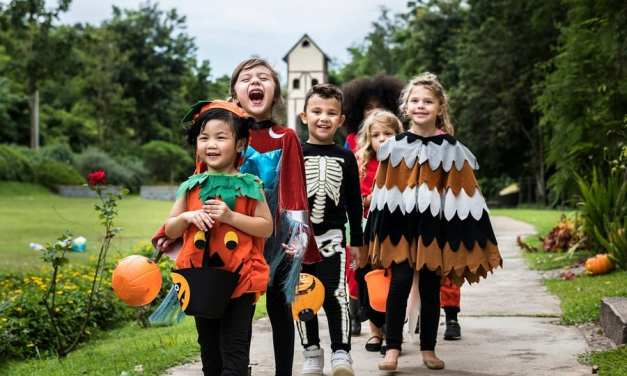 Adorable Halloween Costumes for Kids
