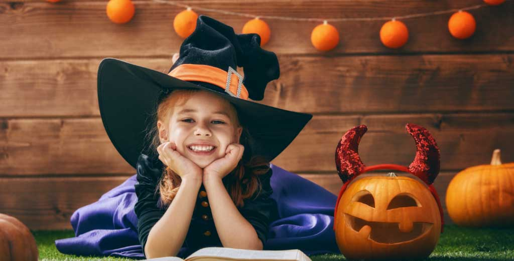 Halloween Reading Ideas for Children