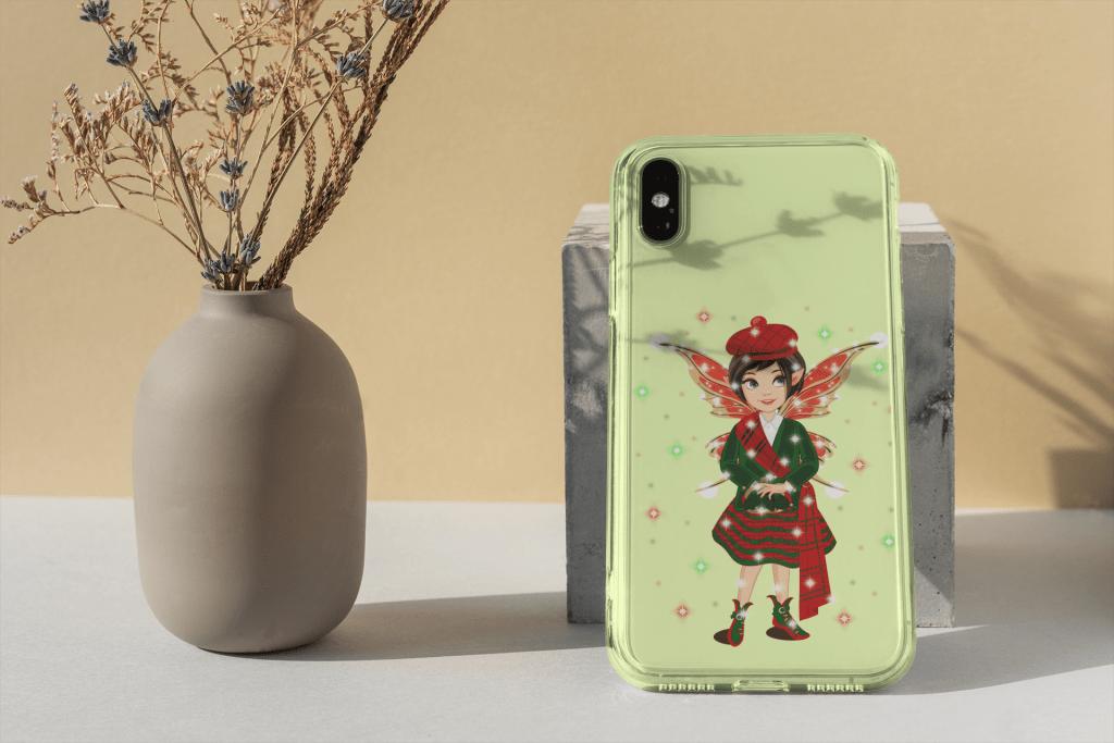 Iaada the International Fairy's Magical Merchandise