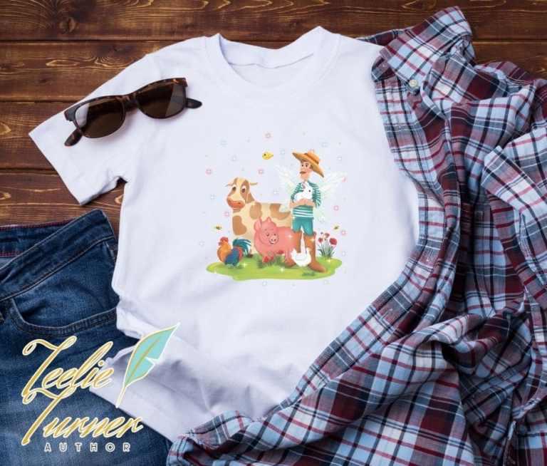 Discover Jonathan the Fairy Farmer's Magical Merchandise