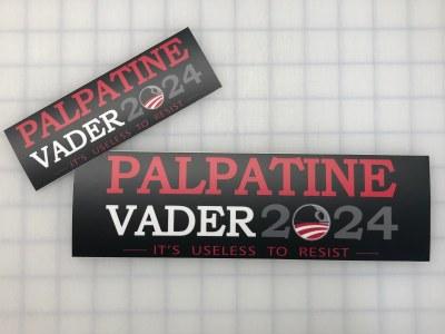 Palpatine-Vader 2024 decals