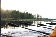 Rowing to the Kalmisto