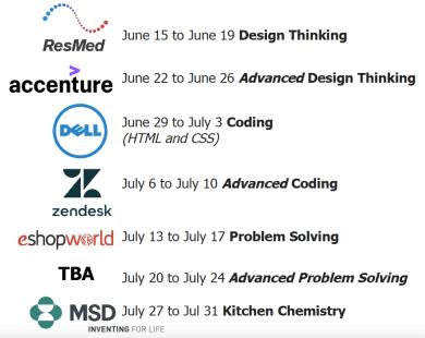 STEM INSIDE COMPANIES JUNE 8A