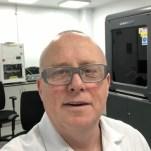 John Hayes, Senior Specialist 3D Print _ Design, MSD Ballydine