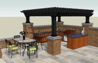 Outdoor canopy tent rental | Deck design and Ideas