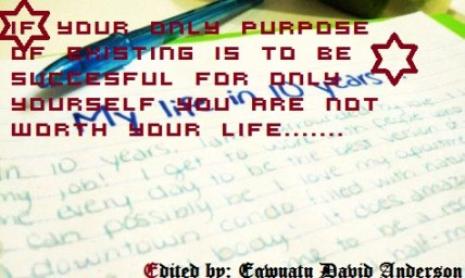 your-purpose