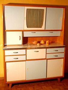 ALNO Küchenschrank der 50er