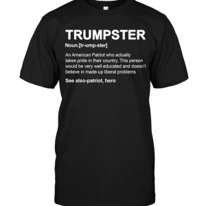 Trumpster An American Patriot Who Actually