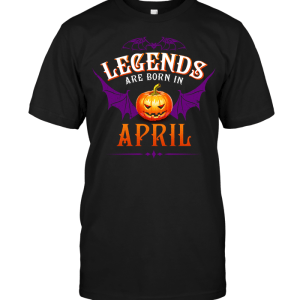 Halloqueen Legends Are Born In April