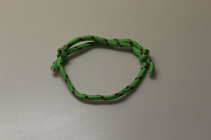 Colorful Rope Bracelet