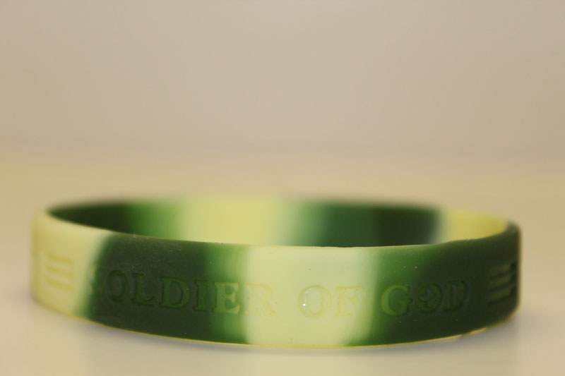 Soldier Of God Bracelet