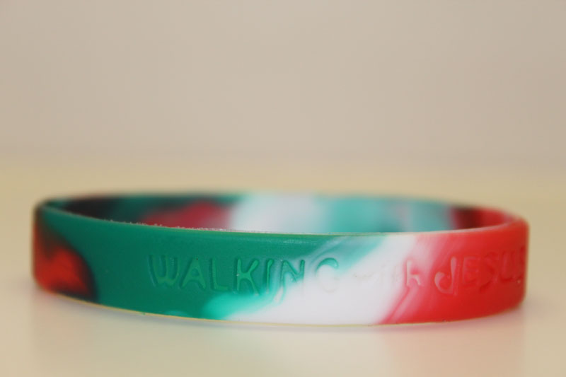 Walking With Jesus Bracelet