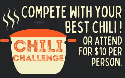 The 7th Annual Chili Challenge