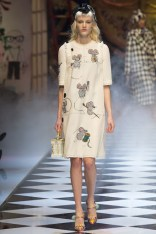 Milan Fashion Week: Dolce & Gabbana Fall 2016 RTW