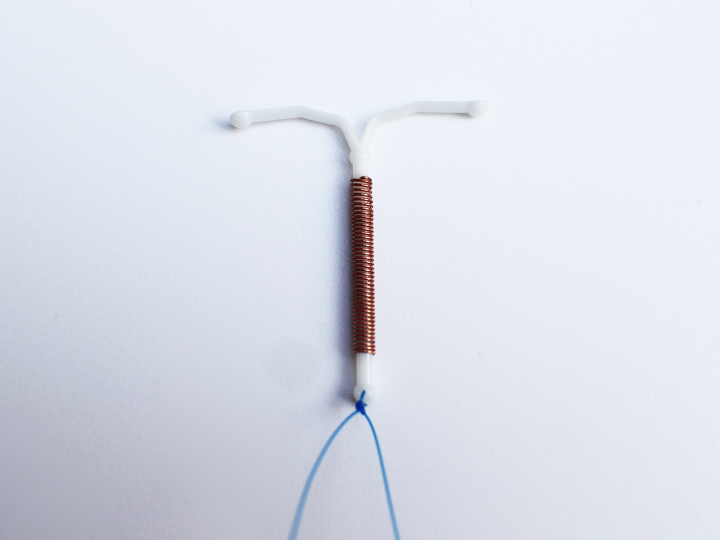 hight resolution of copper iud