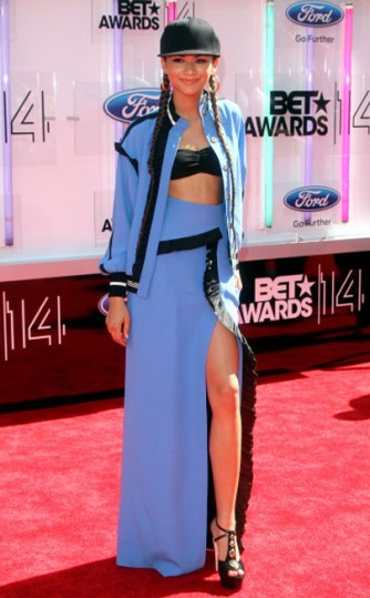 The 2014 BET AWARDS in LA