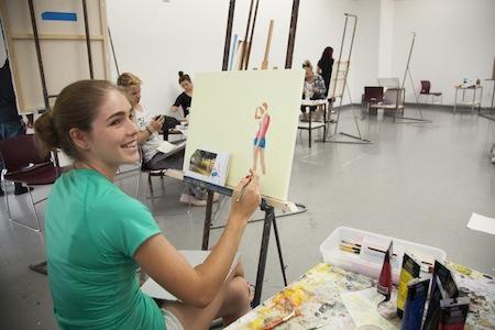 Summer Program Otis College Of Art And Design Summer Of Art