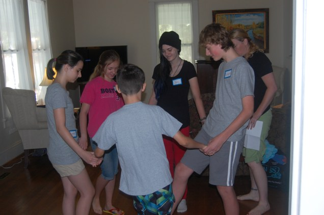 September Teen Mastermind group in Wake County