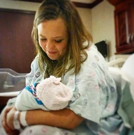 Catelynn Lowell New Baby