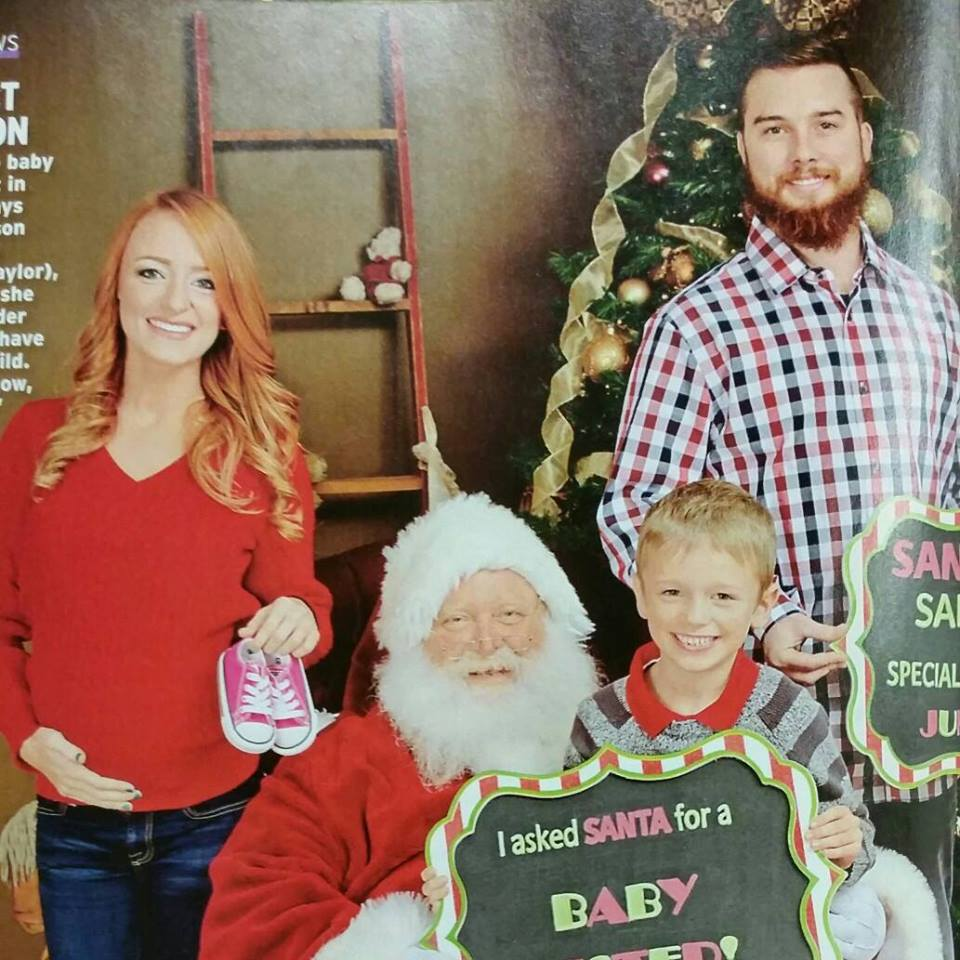 Maci Bookout Pregnancy Update Baby Name Revealed