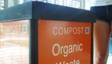 Organic Waste Bin
