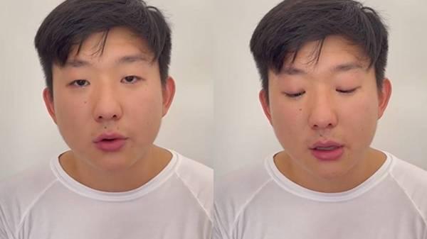 Pyong Lee chora ao ler carta para os fãs e pede desculpas para Sammy