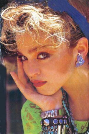 Мадона през 80-те