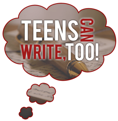 Teens Can Write Too Blog Chain: books I'd like to see more of