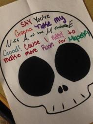 Skull Poetry