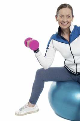 Exercise is a critical factor in managing your anxiety. Image courtesy of stockimages / FreeDigitalPhotos.net