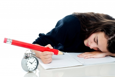 Help your teen do better in school with more sleep Image courtesy of stockimages at FreeDigitalPhotos.net