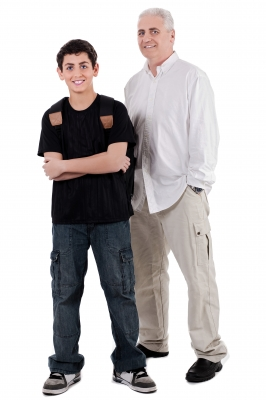 Coming alongside your teens instead of enabling them is a gift. Image courtesy of photostock / FreeDigitalPhotos.net
