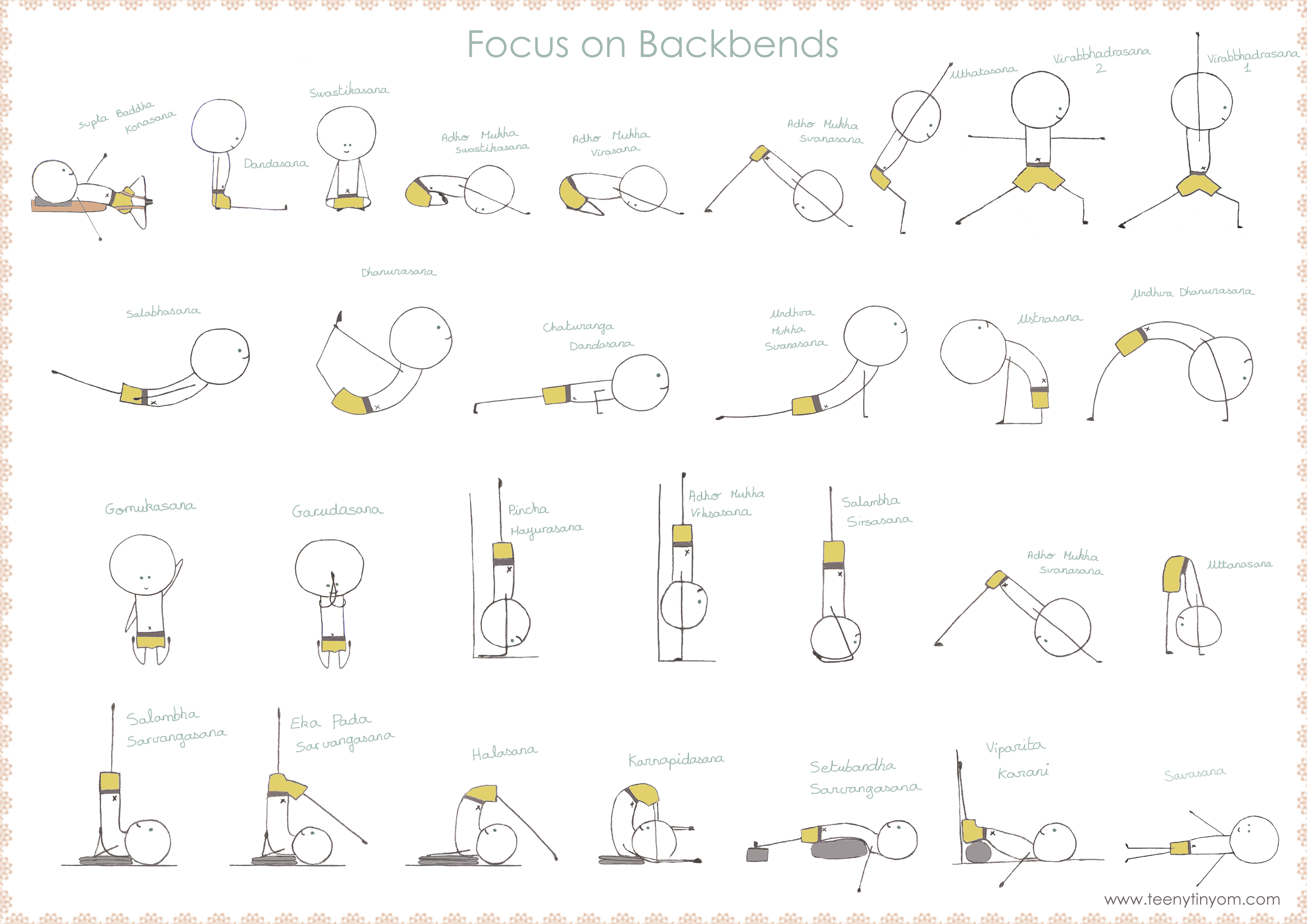 chair yoga sequences thinking blues clues song focus on and pinterest