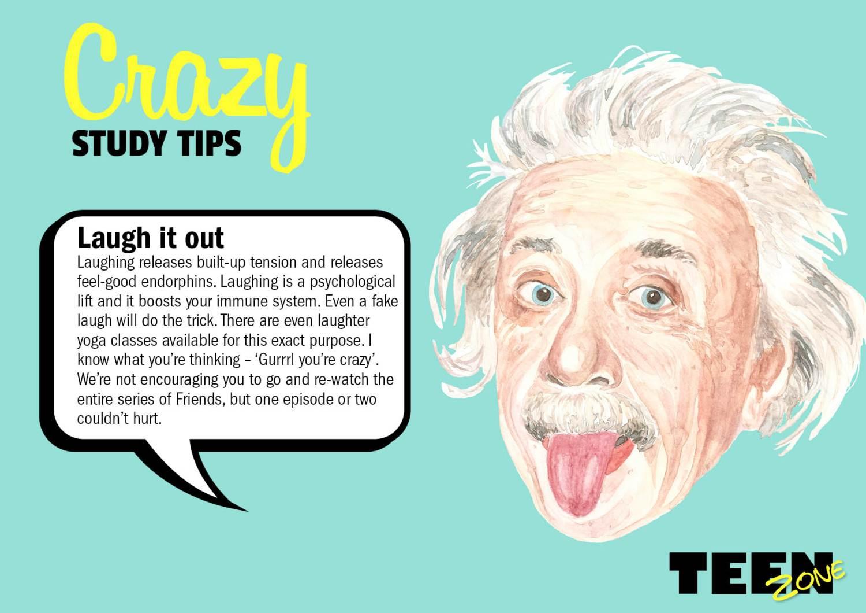 Crazy Study Tips