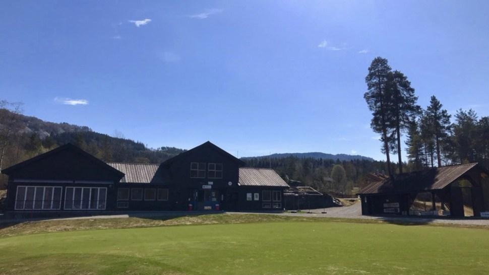 Åpning av Voss Golfbaner