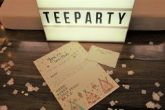 Invitations and Pillow Notes