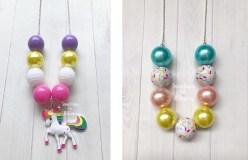 Keepsake and DIY necklace sets