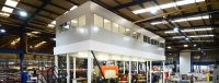 Office Mezzanine Floors | Storage Solutions | Teepee ...