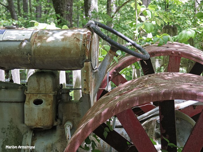 1924 Fordson tractor